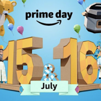 Amazon Prime Day is July 15th & 16th