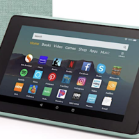 Amazon Prime: Fire 7 Tablet & Standing Case – Only $21