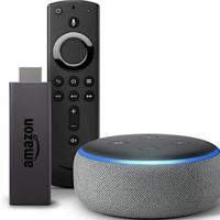 Amazon Prime: Fire TV Stick & Echo Dot – Only $11.99