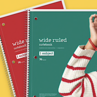 Office Depot: Back to School Spiral Notebooks – Only $.10