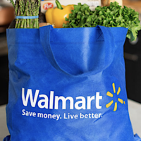Walmart: $10 off $50 Grocery Pickup Order