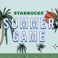 Starbucks Summer Instant Win Game (1 Million Win FREE Bonus Stars)