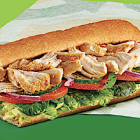 Subway: $5 off ANY Subway Order (PayPal Users)