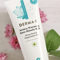 FREE Sample of Derma E Sore Muscle Rub (FIRST 4,000!)