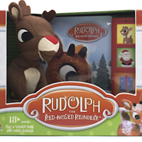 Amazon: Rudolph the Red-Nosed Reindeer Gift Set – Only $3.74