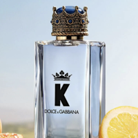FREE Sample of K by Dolce & Gabbana Fragrance