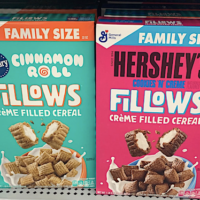 Walmart: 5 FREE Boxes of Fillows Cereal (After Ibotta)