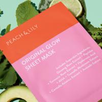 FREE Sample of Peach & Lily Original Glow Sheet Mask