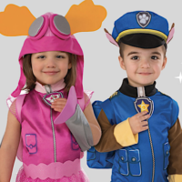 Target: Paw Patrol Trick-or-Treat Halloween Event on October 26th