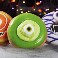Krispy Kreme: FREE Doughnut on Halloween