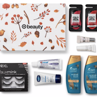 Target October Beauty Box – Only $7 Shipped