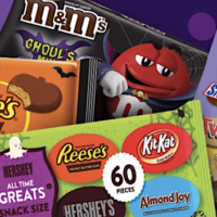 Kroger: 50% off Halloween Candy (October 18-20)