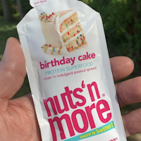 FREE Sample of Nuts 'N More Birthday Cake Peanut Spread