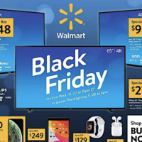 Walmart Black Friday 2019 Ad is LIVE