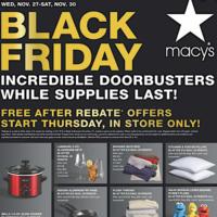 Macy's Black Friday Deals Live NOW