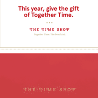 FREE Chick-fil-A Personalized Christmas Time Card