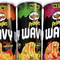 Walmart: Possible FREE Can of Pringles (After Ibotta)