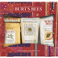 Amazon: Burt's Bees Face Essentials Holiday Gift Set – Only $4.20
