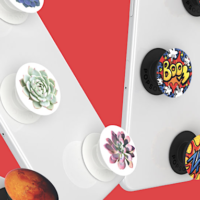 PopSockets: PopMinis 3-Pack Only $2.50 + Free Shipping
