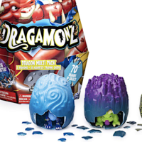 Amazon: Dragamonz Dragon Multi 3-Pack – Only $1.66