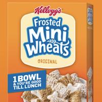 FREE Box of Kellogg's Frosted Mini-Wheats