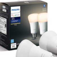 Amazon: 2-Pack Philips Smart Bulbs – Only $4.99 (Select Accounts)
