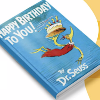 Target: Dr. Seuss Birthday Event (February 29th)
