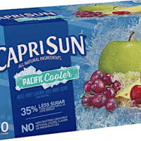 Amazon: Capri Sun 10-Count Box – Only $1.66