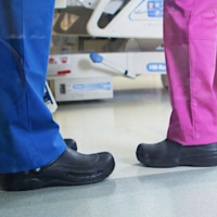 FREE Pair of Crocs for Healthcare Workers (FIRST 10,000 DAILY!)