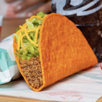 Taco Bell: FREE Doritos Locos Taco on April 7th (Drive-Thru)