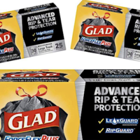 Amazon: Glad Large Drawstring Trash Bags 25-Count – Only $3.65 Each