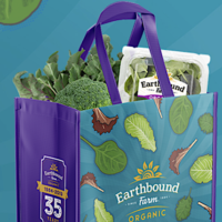 Earthbound Farm Tote Bag Sweepstakes (5,000 Winners!)