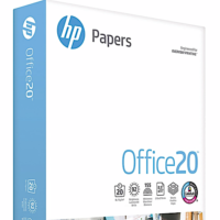 Amazon: 500 Sheets HP Printer Paper – Only $3.87