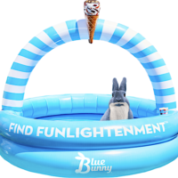 Blue Bunny Pool Sweepstakes (100 Winners!)