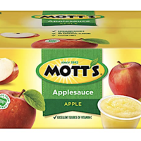 Amazon: Mott's Applesauce 18-Count – Only $4.18