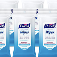 Amazon: Purell Hand Sanitizing Wipes Available Now