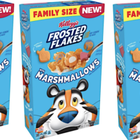 Walmart: FREE Box of Frosted Flakes Cereal (After Ibotta)