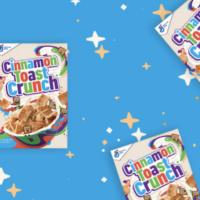 FREE Box of Cinnamon Toast Crunch (After Rebate)