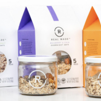 FREE Sample of Real Made Overnight Oats