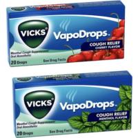 Walgreens: FREE Vick's VapoDrops + FREE Pickup!