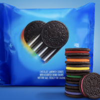 FREE Pack of Rainbow OREO Cookies (Photo Upload – FIRST 10,000!)