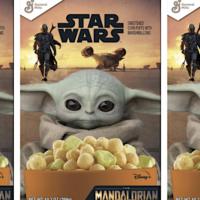 Walmart: FREE Star Wars The Mandalorian Cereal (After Ibotta)