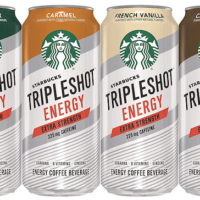 Publix: FREE Can of Starbucks Triple Shot Coffee & Lara Bar