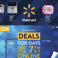 Walmart Black Friday 2020 Ad is LIVE