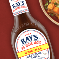 FREE Bottle of Sweet Baby Ray's Barbecue Sauce (FIRST 10,000)