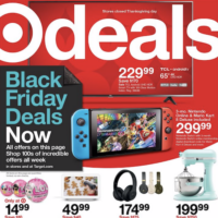Target: More Early Black Friday Deals Are Live Now