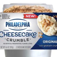 FREE Philadelphia Cheesecake Crumble (After Ibotta)