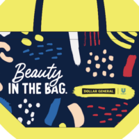 FREE Dollar General Beauty Bag (FIRST 200,000!)