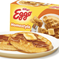 FREE Kellogg's Eggo Waffles Product (FIRST 10,000!)