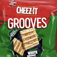 FREE Sample of Cheez-It Grooves (Alexa or Google Assistant)